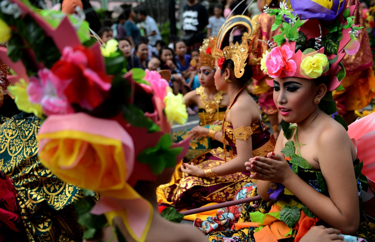 New Year 2016 Bali Indonesia