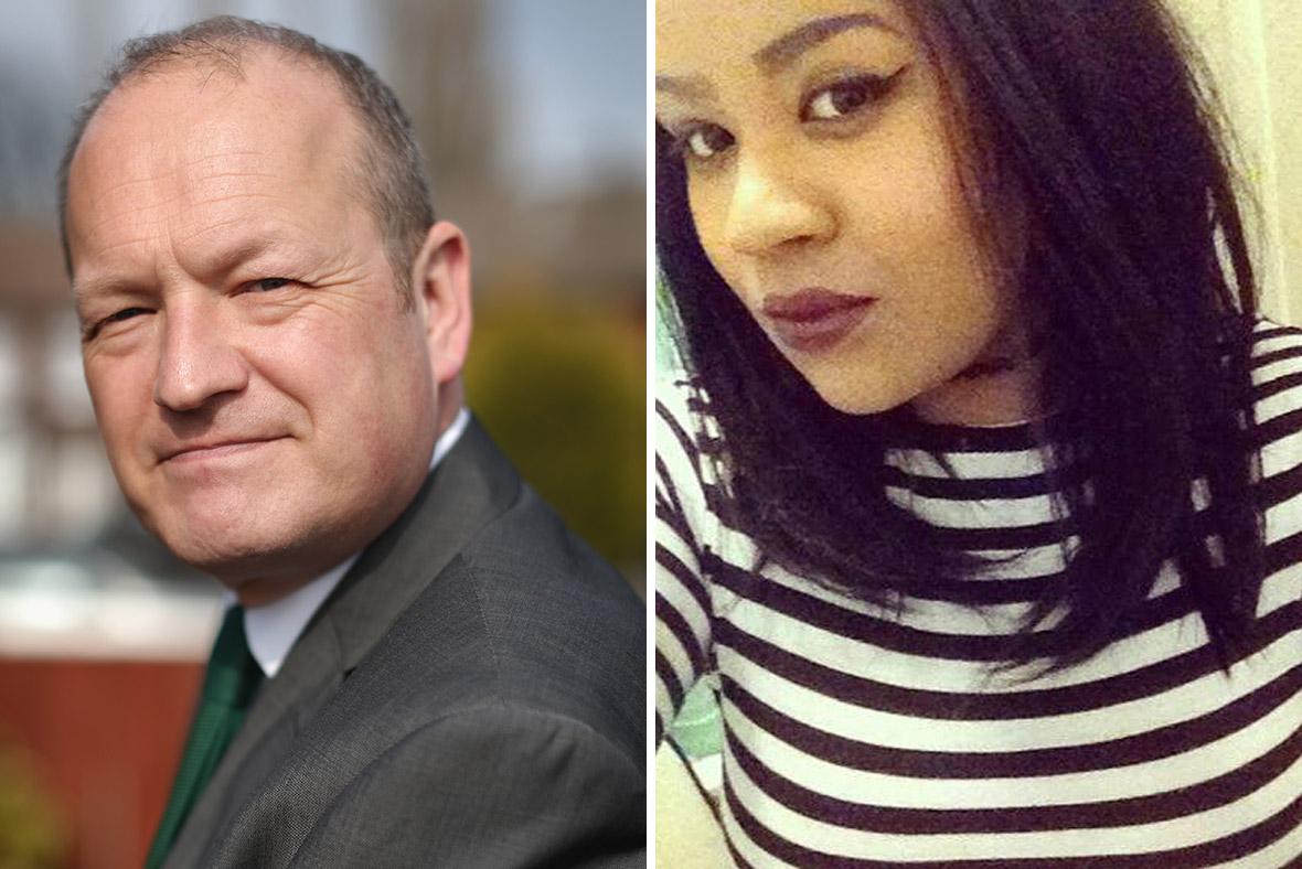Simon Danzcuk Sophena Houlihan sexting scandal