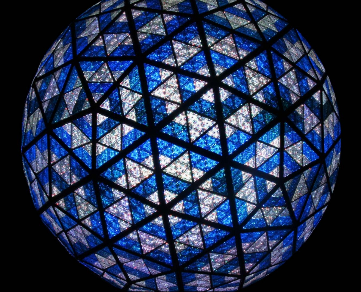 Times Square Ball 2015