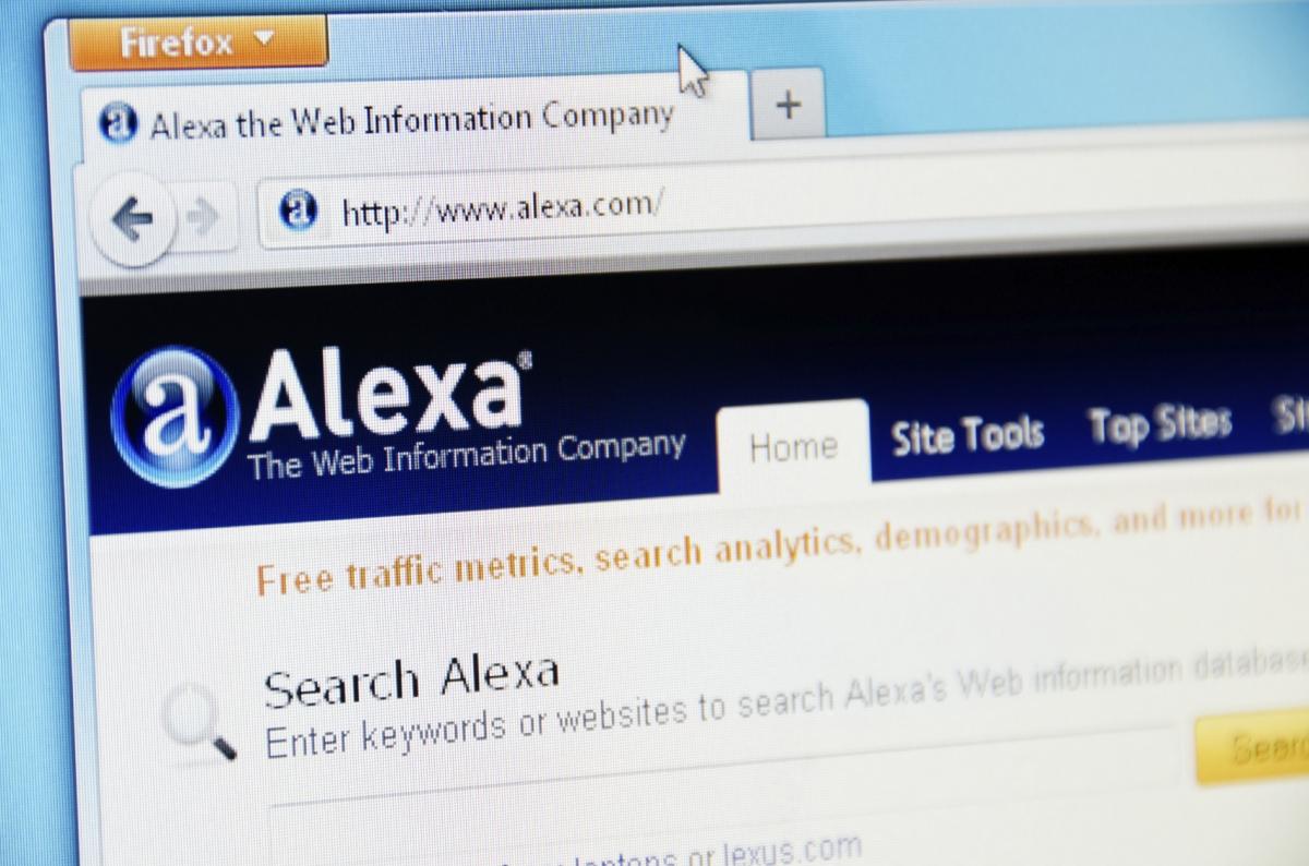 Alexa internet