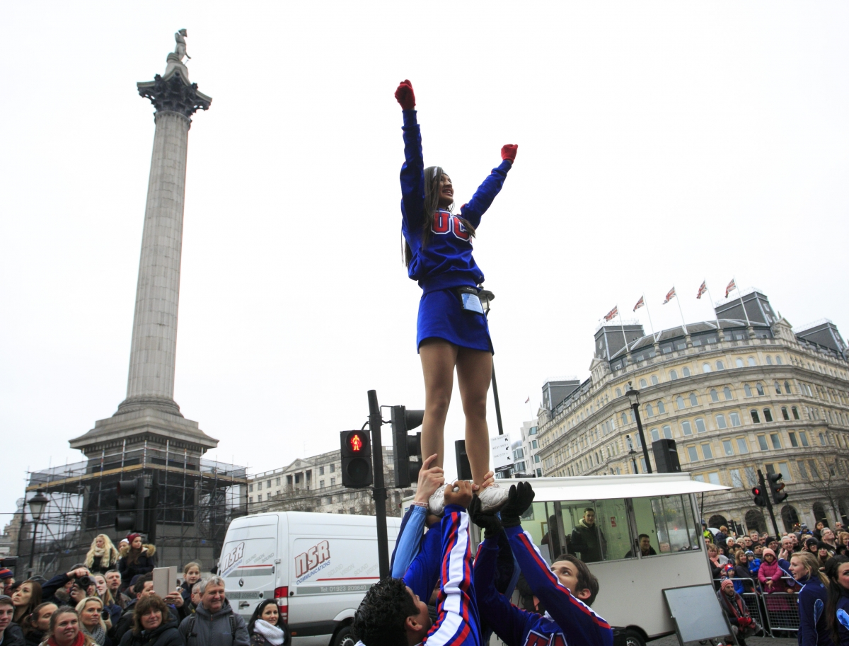 London New Years Day Parade