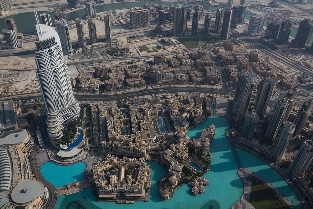 The Address Hotel Dubai Burj Khalifa