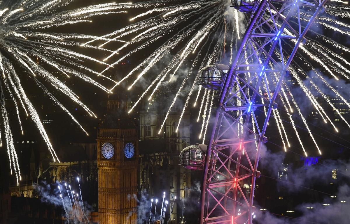 London NYE2016