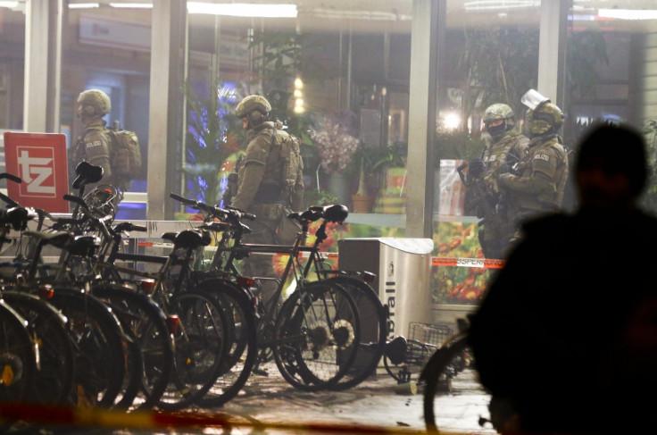 Munich terror threat