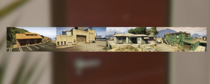 GTA Online mystery properties