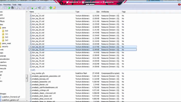 GTA 5 Online missing properties