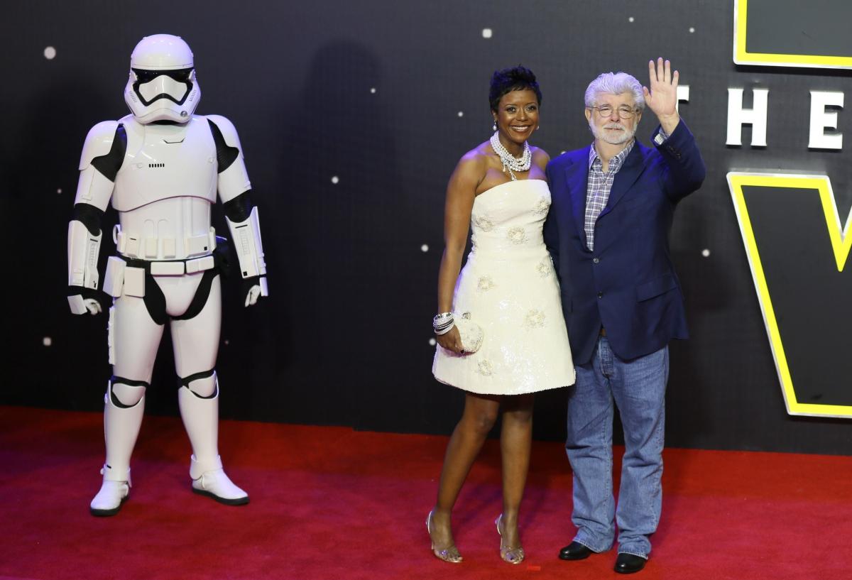Star Wars George Lucas slavery