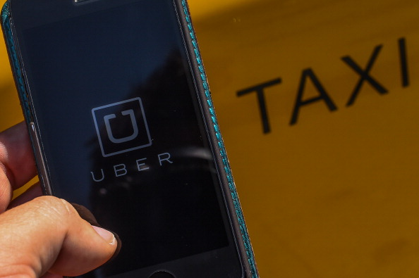 Uber passengers outraged at New Year cab fares