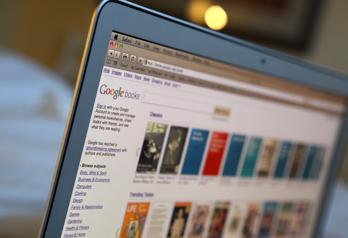 Authors Guild vs Google Books
