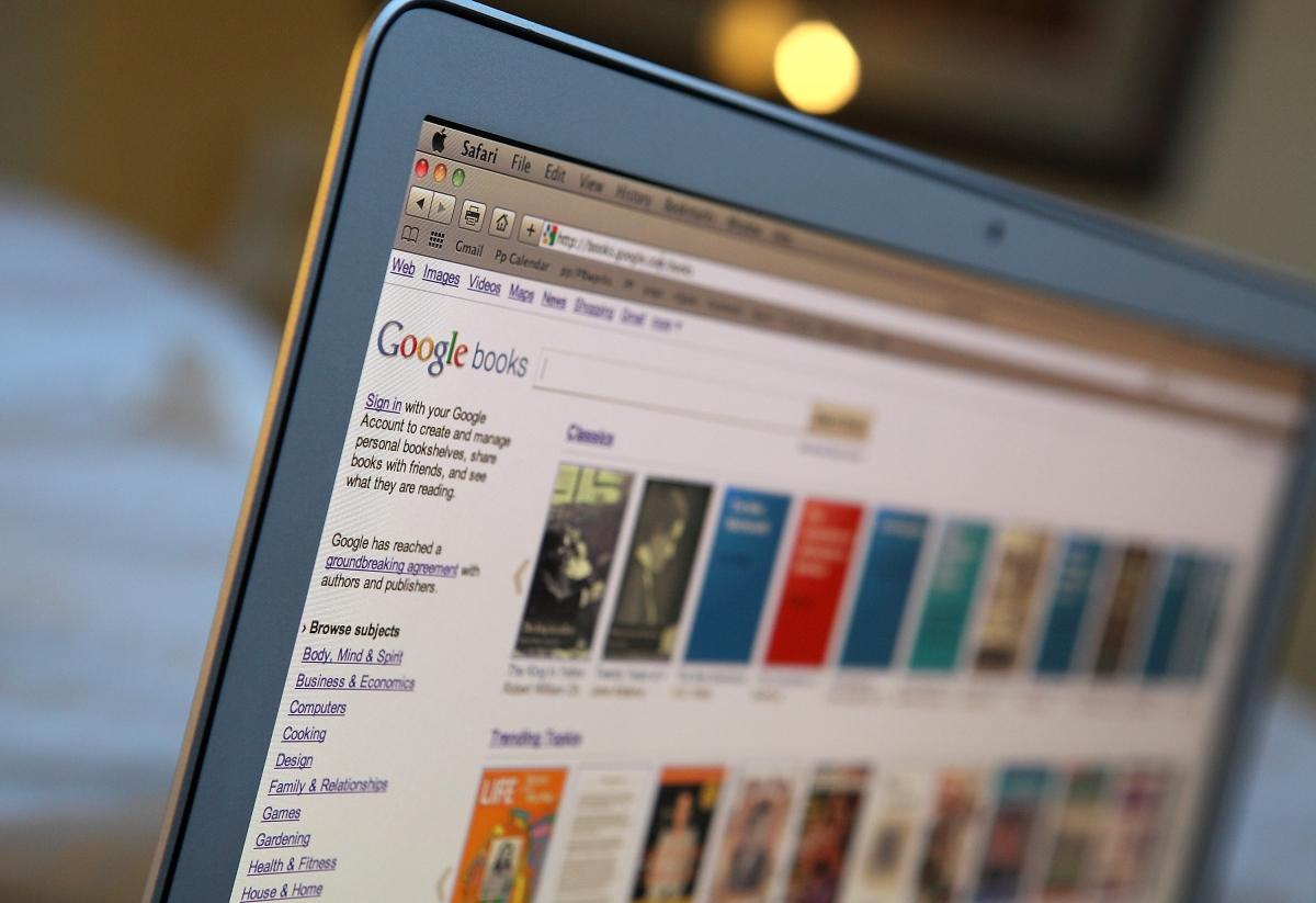 Authors Guild vs Google Books