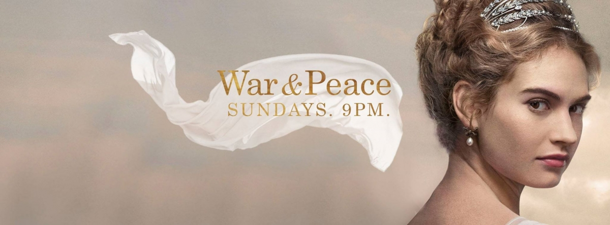 Latest adaptation of Tolstoy's War and Peace