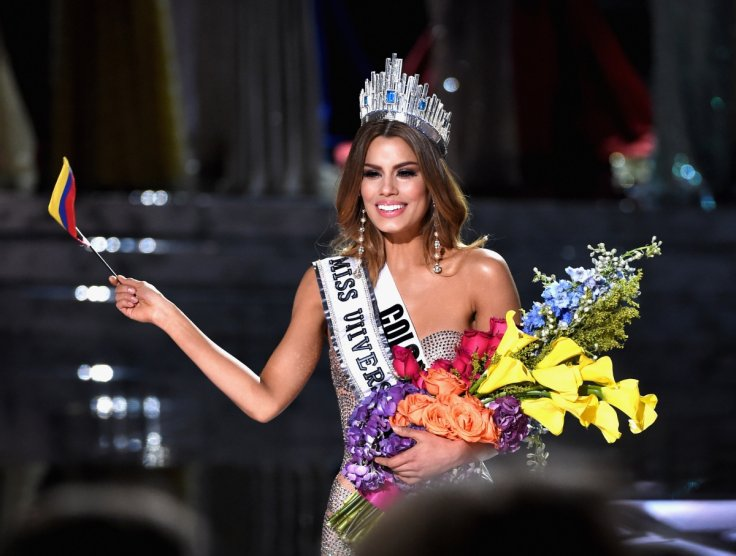 Miss Universe 2015 gaffe: Miss Colombia says removing her