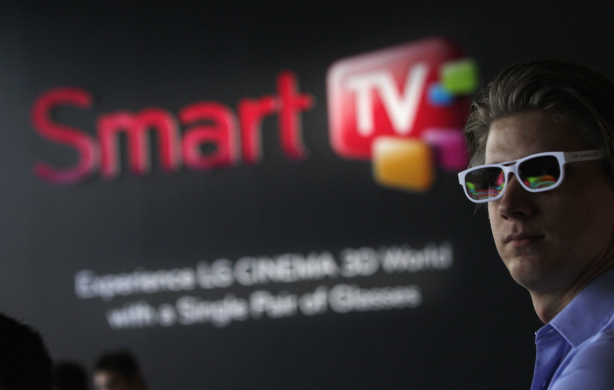 Cyberattacks on smart TVs