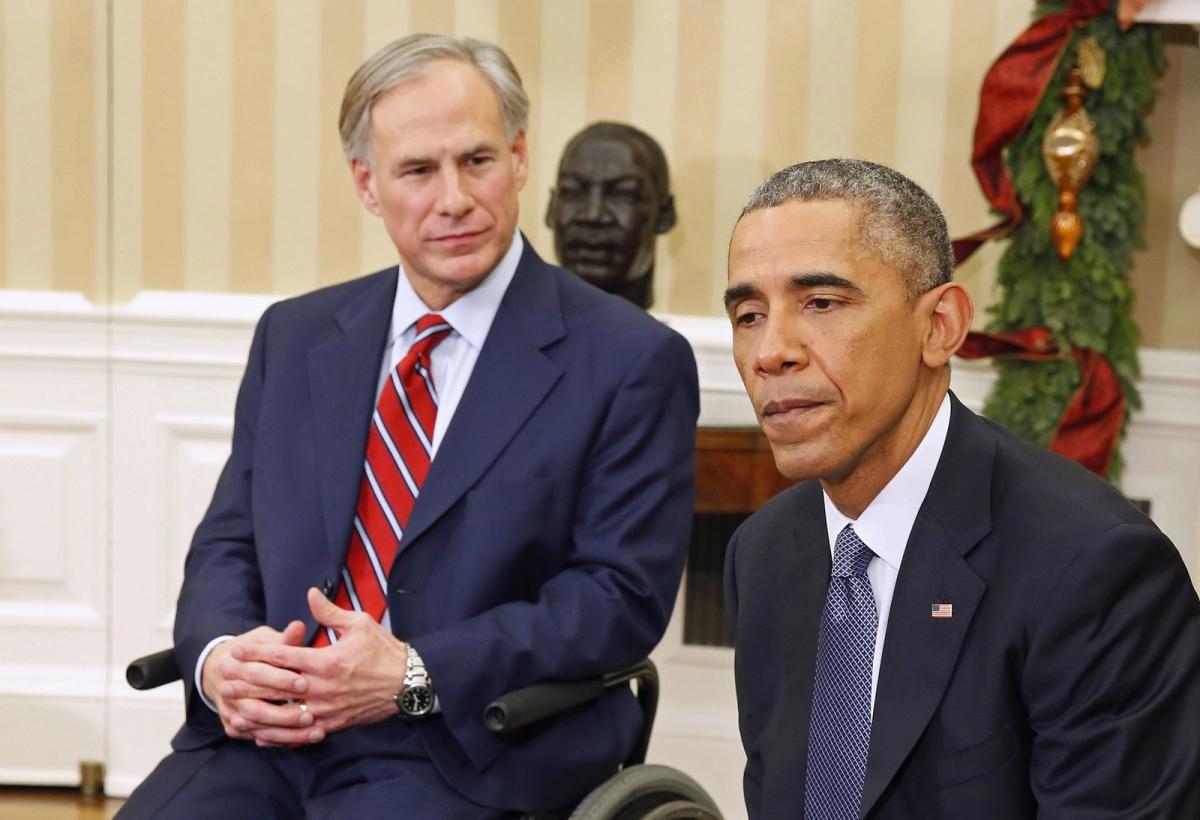 Abbott and Obama
