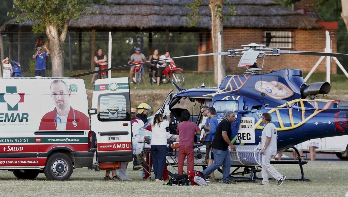 Guo Meiling crash