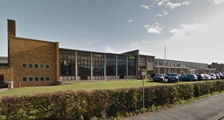 Montgomery High School in Bispham