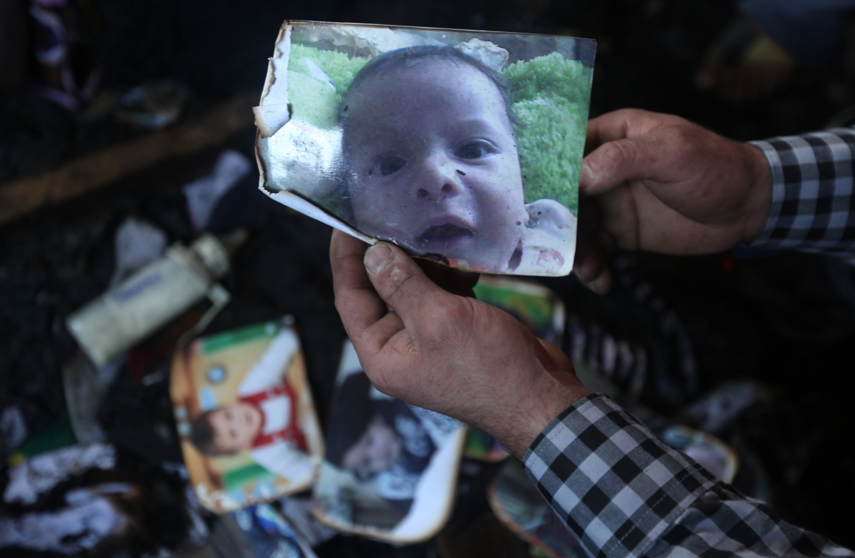 Duma arson murder charge