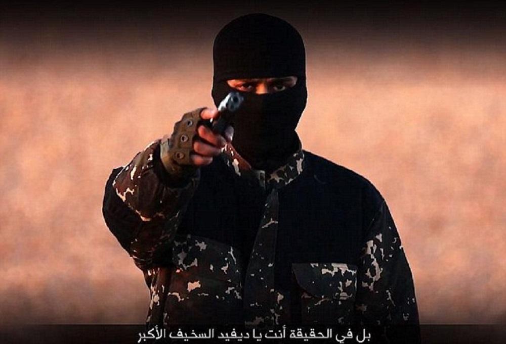 Islamic state Brit