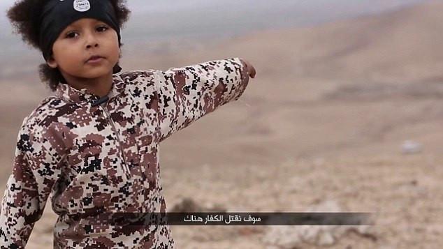 Isis brit boy