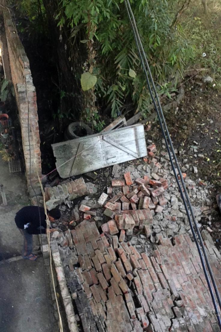 India Manipur earthquake