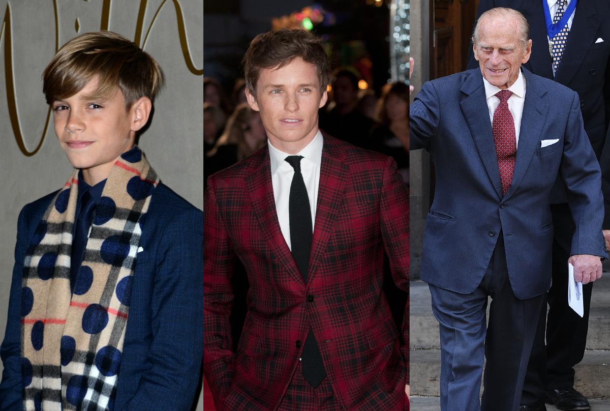 GQ Best Dressed Men 2016