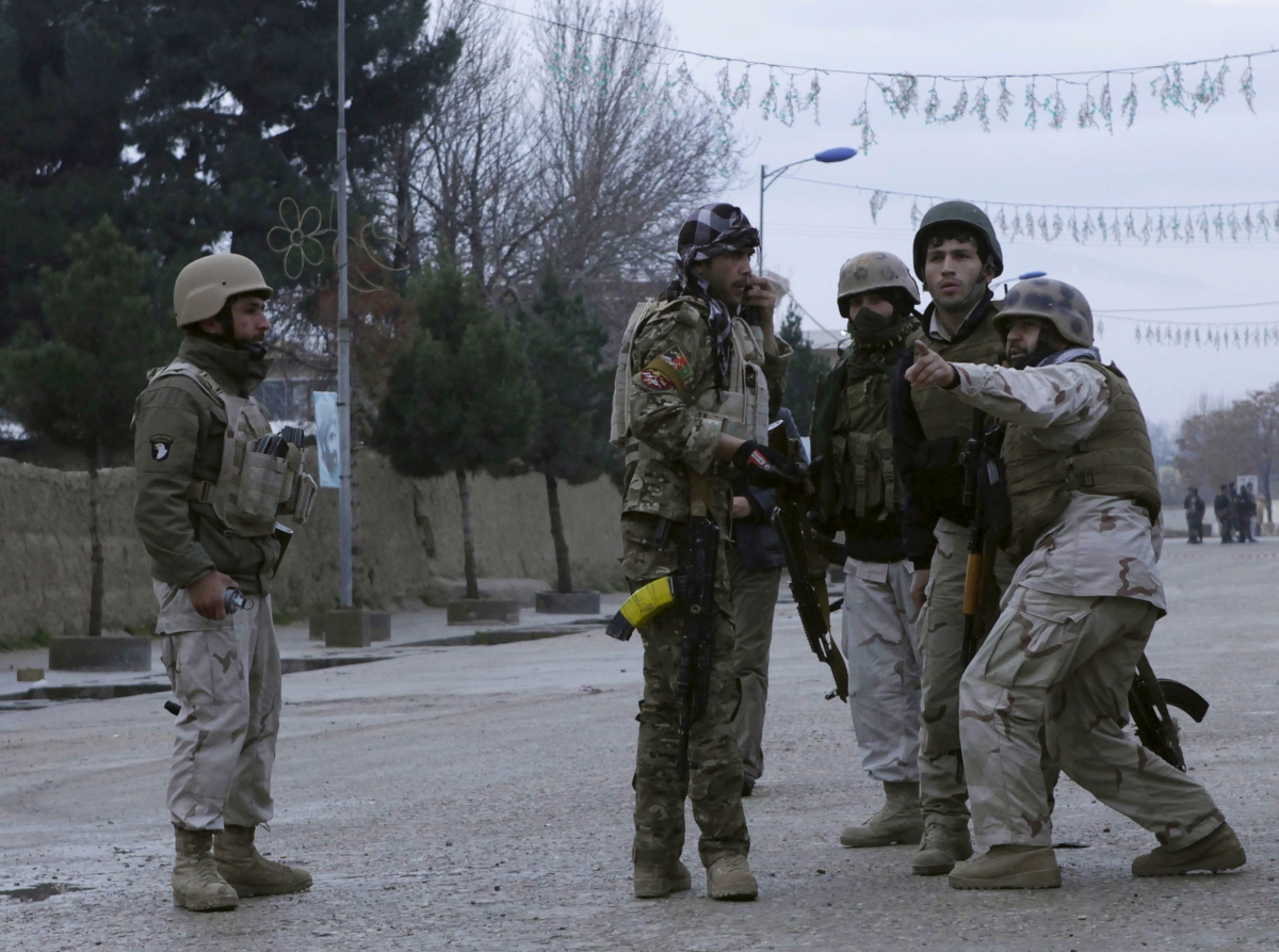 Indian consulate attack Afghanistan