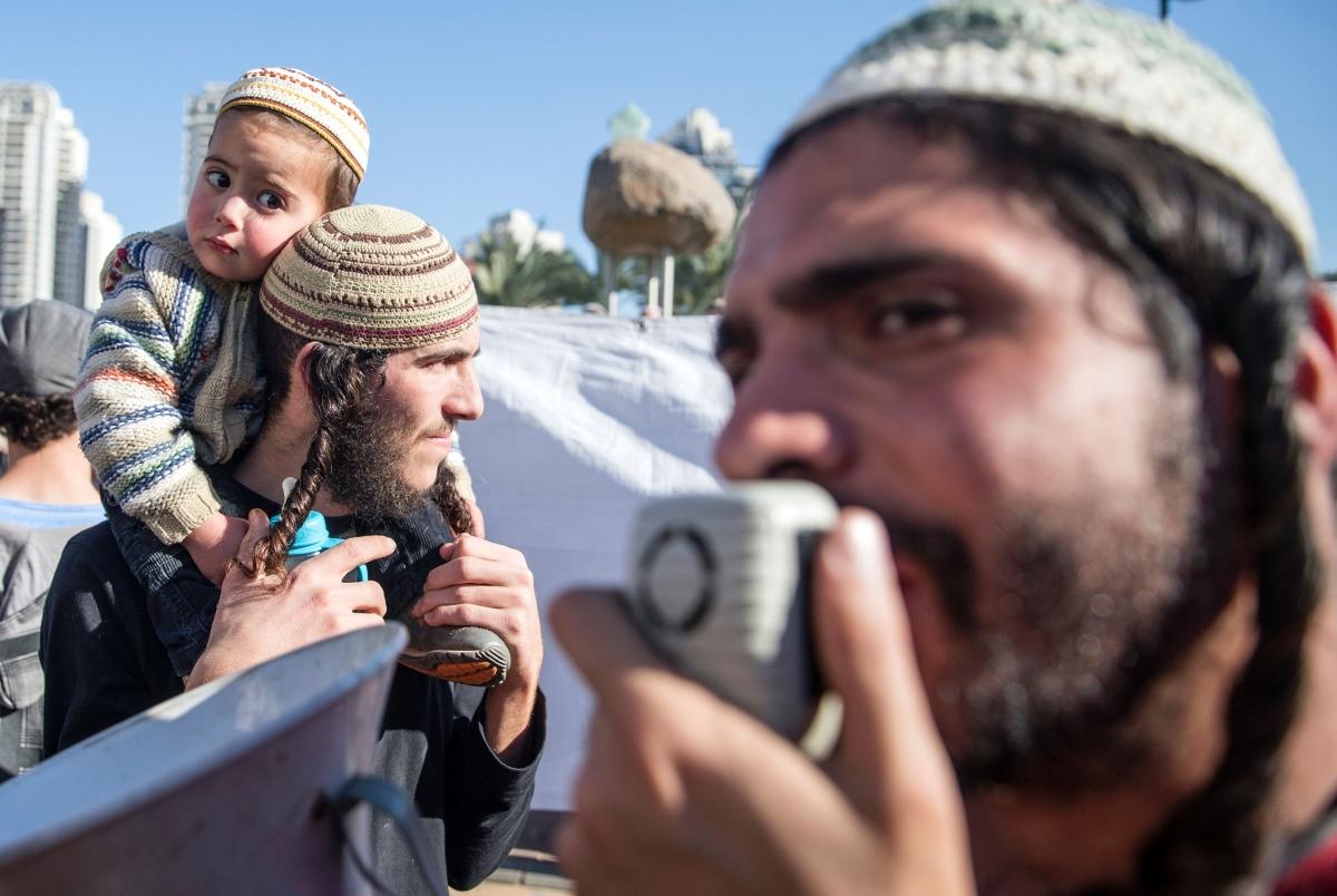 Israeli right-wing activists
