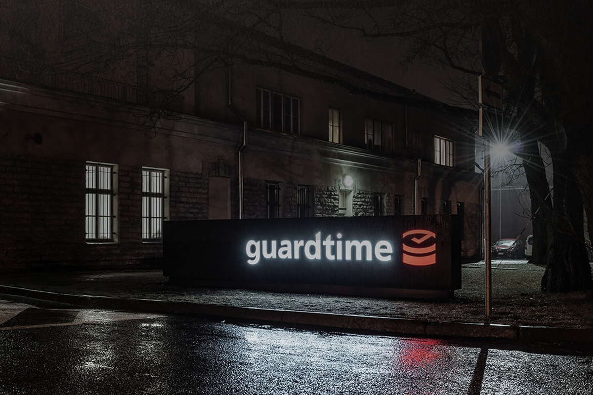 Guardtime offices