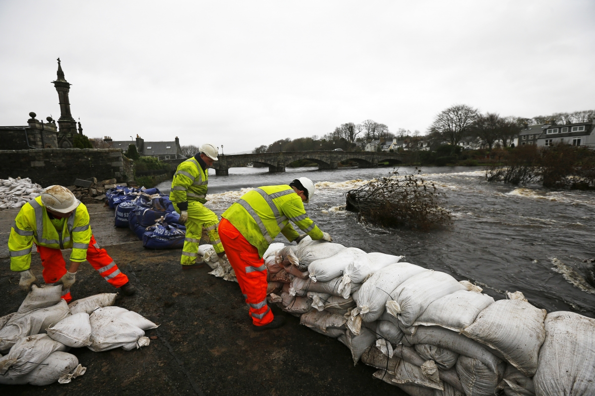 Scotland flooding