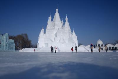 Harbin International Ice and Snow Sculpture Festival