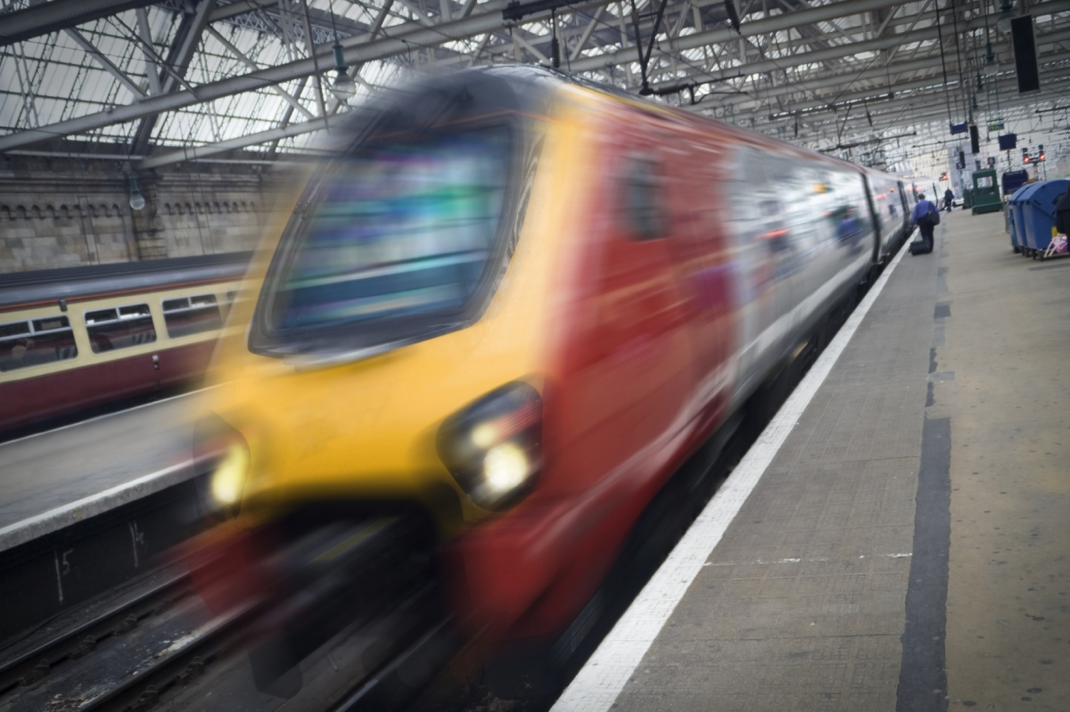 Hackers claim train systems open to attack