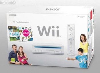 Nintendo Release New Wii to Accompany Wii U Games Console