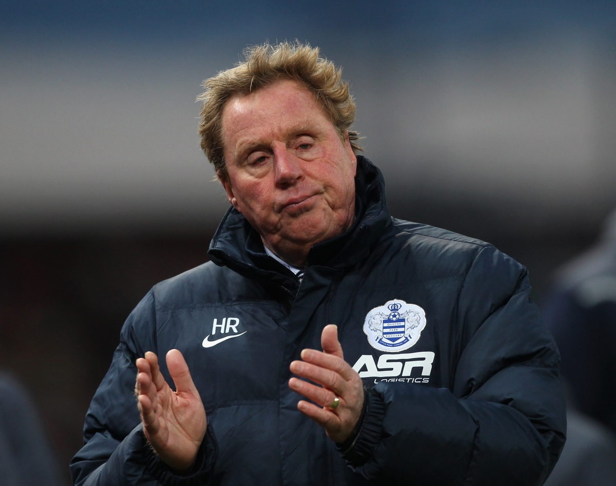 Redknapp claims players bet on one of their games