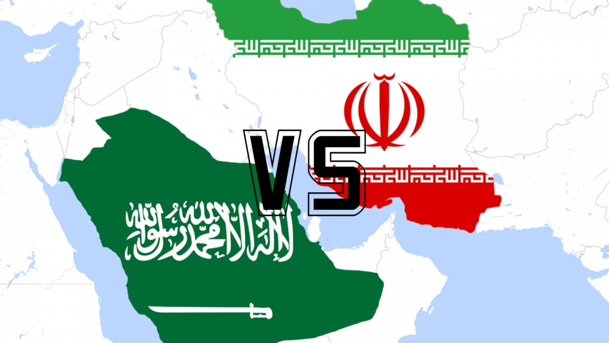 Iran vs Saudi Arabia