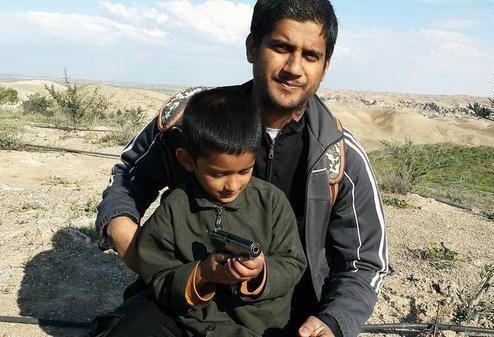 Abu Rumaysah al-Britani Isis Daesh