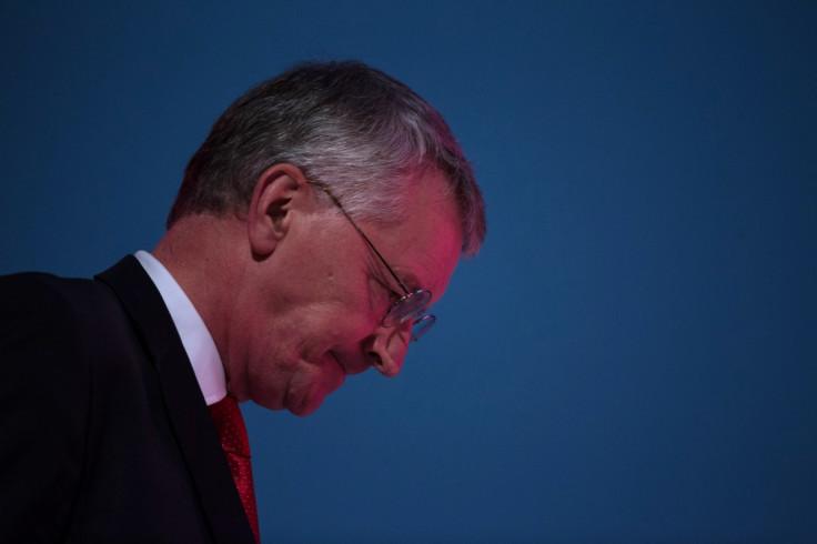 Hilary Benn sacked