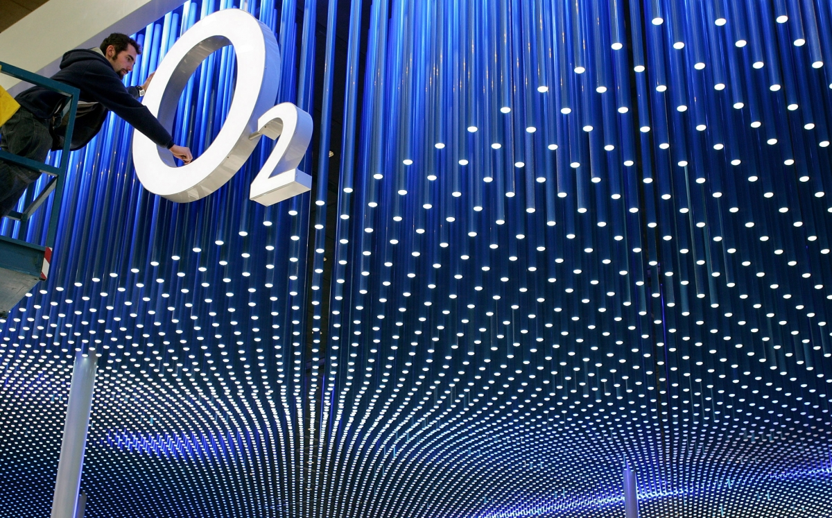 O2 mobile phone network