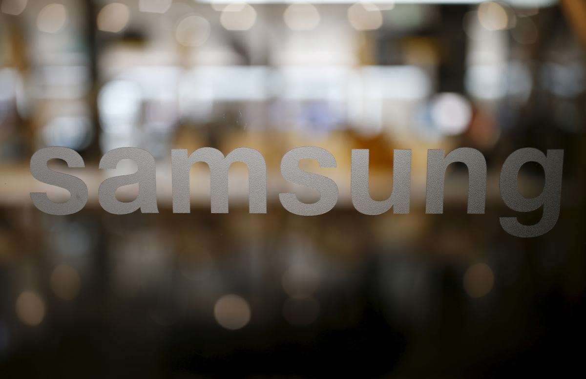 Samsung displays its newest home appliance creation at CES