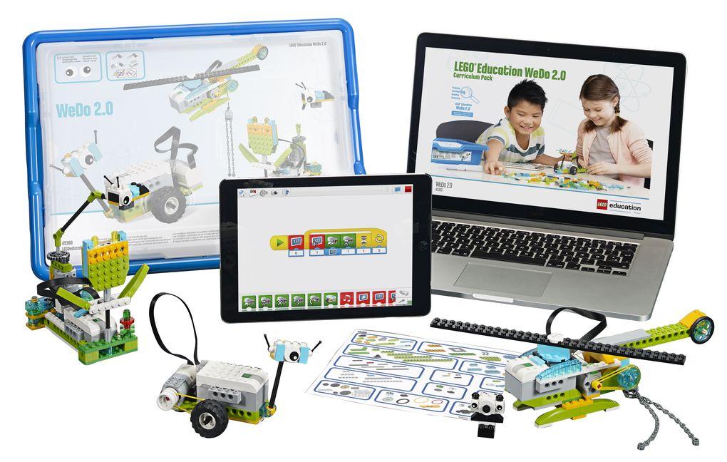 LEGO's WeDo 2.0 Robotics Kit