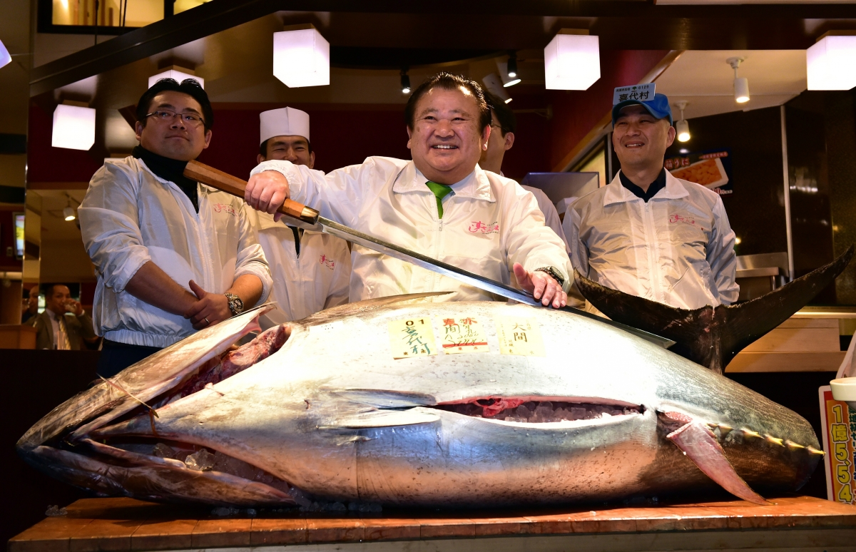 Surf vs. Turf: New Trends Are Changing Japan's Traditional Food