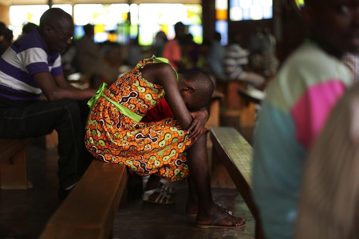 Burundi sexual violence
