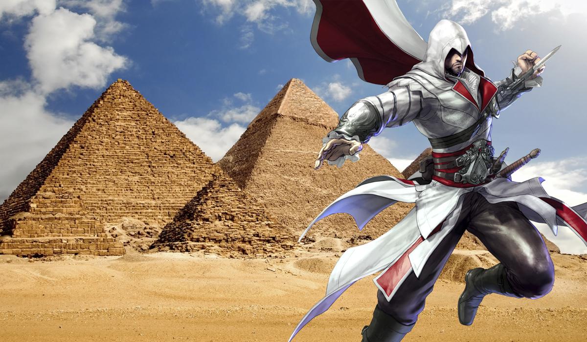 Assassin's Creed 2017 Egypt