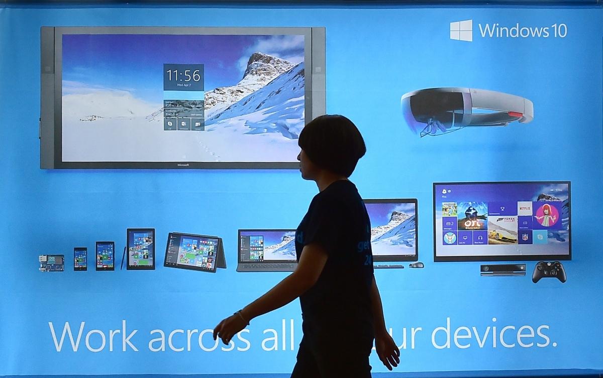 Windows 10 now on 200 million PCs