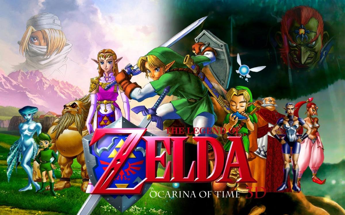 The Legend of Zelda: Oscarina of Time