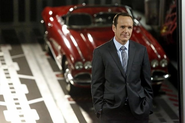 Clark Gregg as Agent Phil Coulson