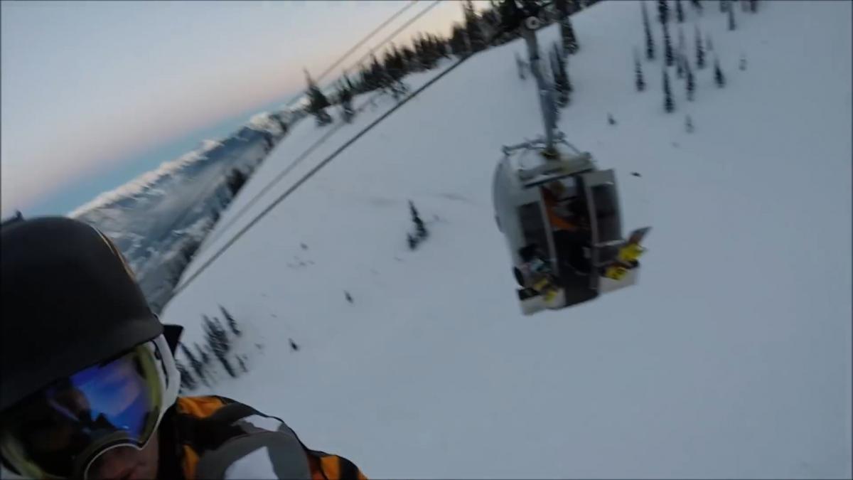 Gondola rescue Canada