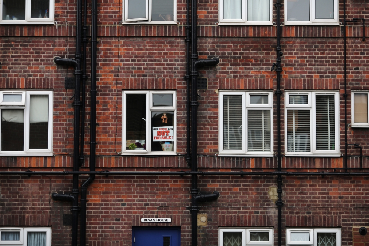 Council housing England bill