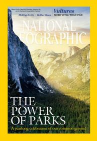 National Geographic: National Parks Service