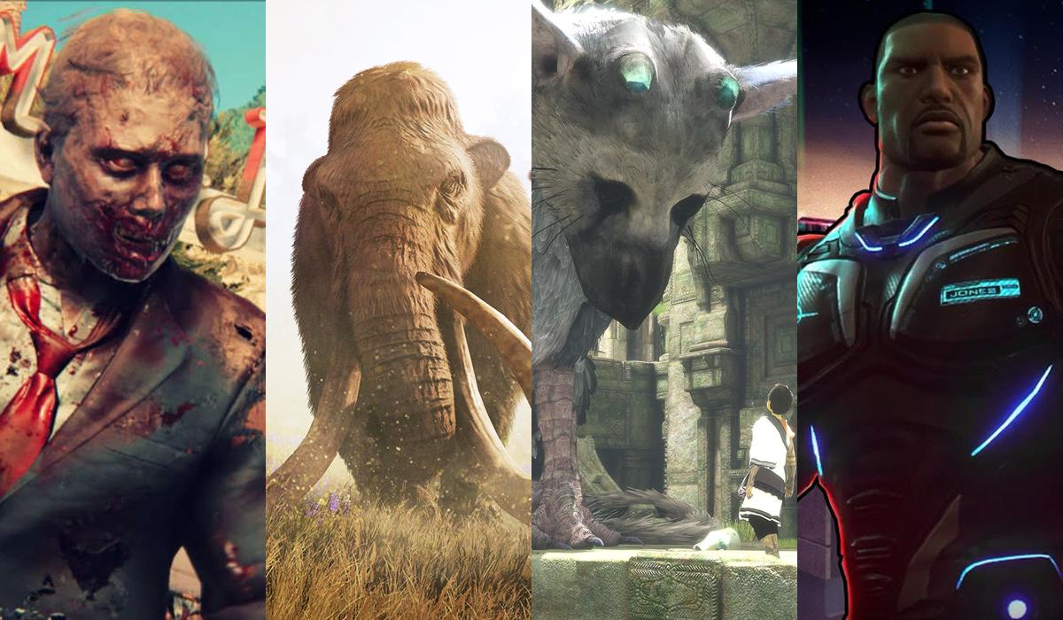 Delayed Games 2016
