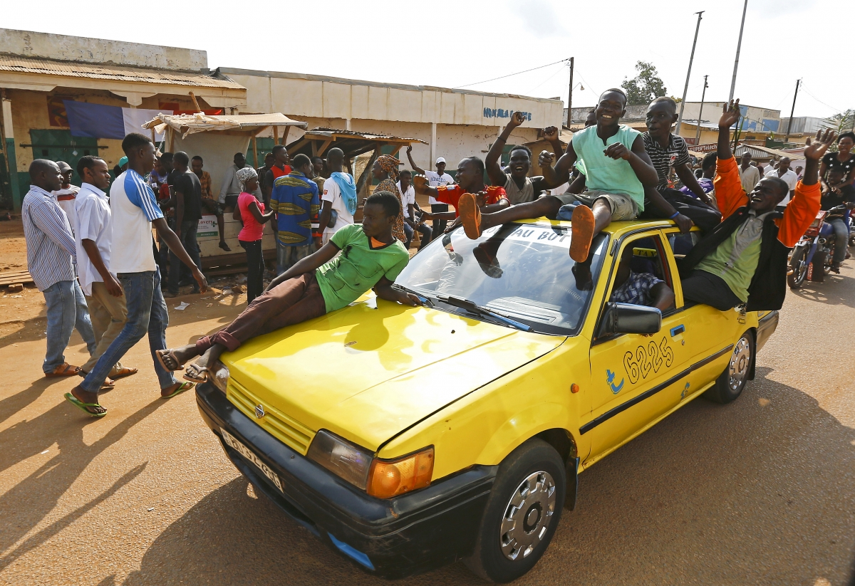 Central African Republic elections